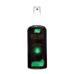 Bronzeador FPS 6 - Coco - 140ml